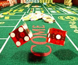 Le Craps dans les films d'Hollywood